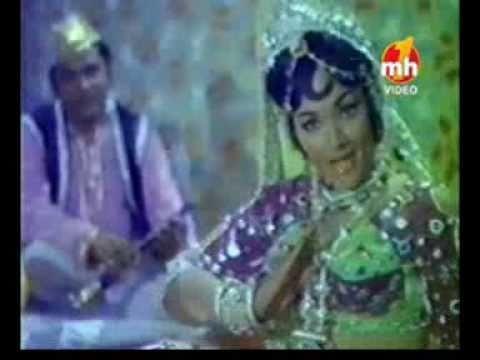Zafar Gorakhpuri -PUTLIBAI(1972) -Mereh Ghunghroo Keh Bol Anmol Rasiyah -