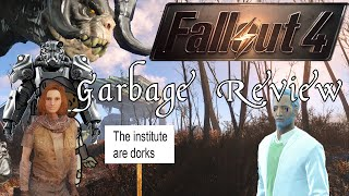 Ridiculous Recap Of Fallout 4 Lore and Story