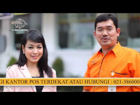 TVC POS INDONESIA POST SHOP