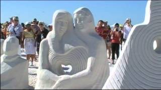 Siesta Key Master Sand Sculpture Contest 2011