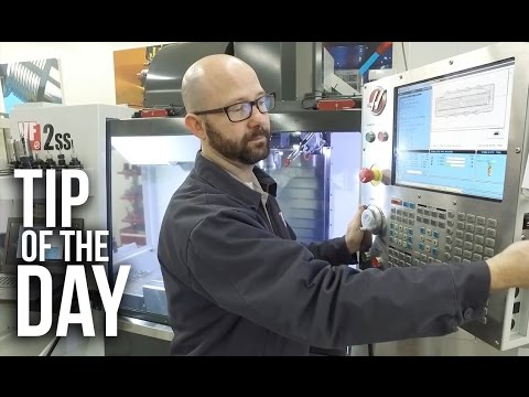 How to Take a Screenshot on Your Haas Control – Haas Automation Tip of the Day