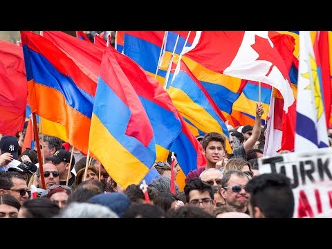 Anniversary Commemoration on Parliament Hill of the Armenian Genocide