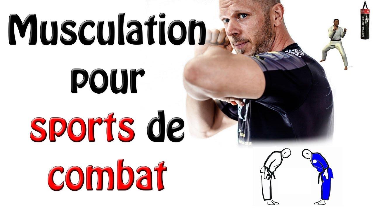 Musculation pour sports de combat - Intro - ksCoaching