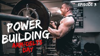 WEAK POINT DAY POWER BUILDING PROGRAM EPISODE 3