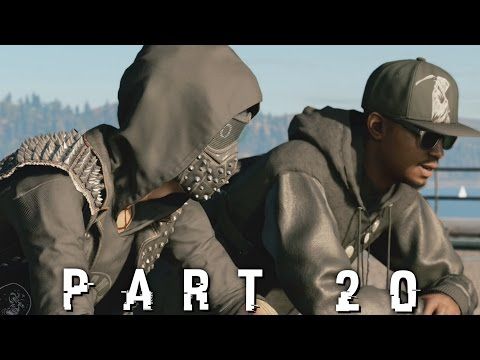Watch Dogs 2 - THE PENTHOUSE - Walkthrough Gameplay Part 20 (PS4 PRO)