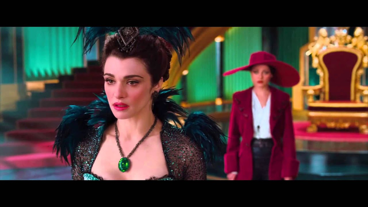 """Oz The Great and Powerful """"Argument Over Oz"""" Clip - Mila ... Oz The Great And Powerful Cast Oz"""