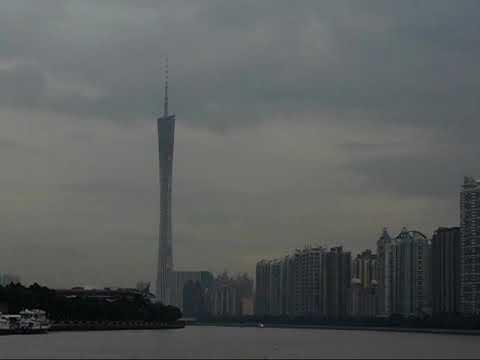 Pearl river cruise,Guangzhou, China
