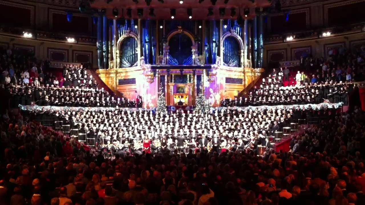 Handel 39 s messiah hallelujah chorus at the royal albert for Door 12 royal albert hall