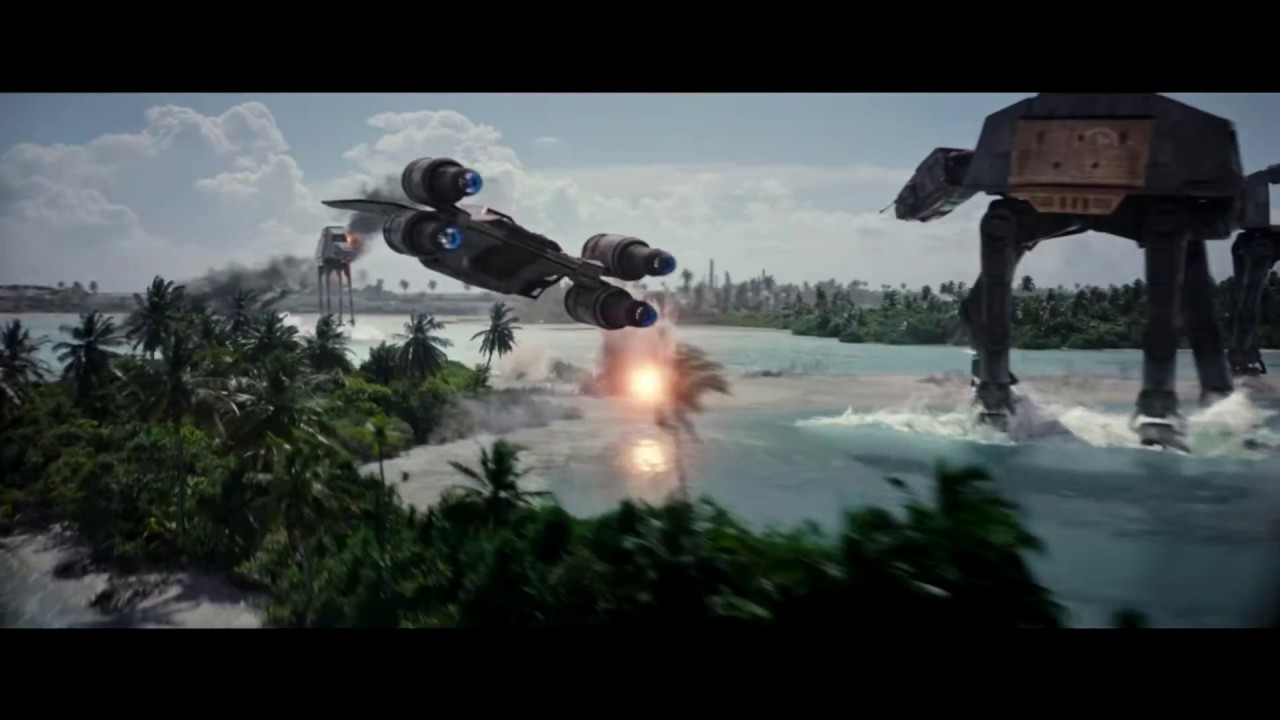 Rogue One Star Wars Trailer Officiel du Film