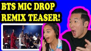 BTS (?????) 'MIC Drop (Steve Aoki Remix)' Official Teaser REACTION!!! MP3