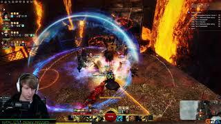 FRACTALE CZYLI TAKIE M+ SCENARIO - Guild Wars 2