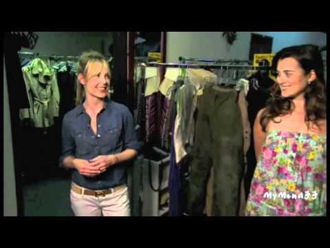 NCIS - Behind the Scenes - Wardrobe Dept. with Pauley Perrette and Cote de Pablo