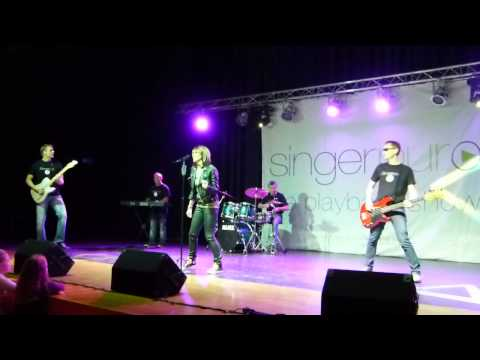 Singerpur performed NENA - 99 Luftballons, Stockerau 2013
