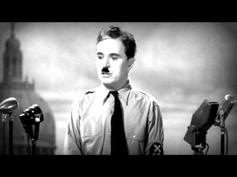 Charlie Chaplin - Speech - from, the Great Dictator - in Tigrigna.