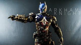 Hot Toys Arkham Knight Red Hood Batman 1/6 Scale Videogame Masterpiece Figure 4K Review
