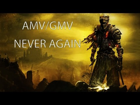 """[AMV/GMV] """"Never Again"""" - Breaking Benjamin"""