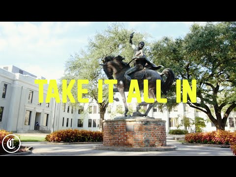 College Weekly : 'Take It All In' - University of South Carolina