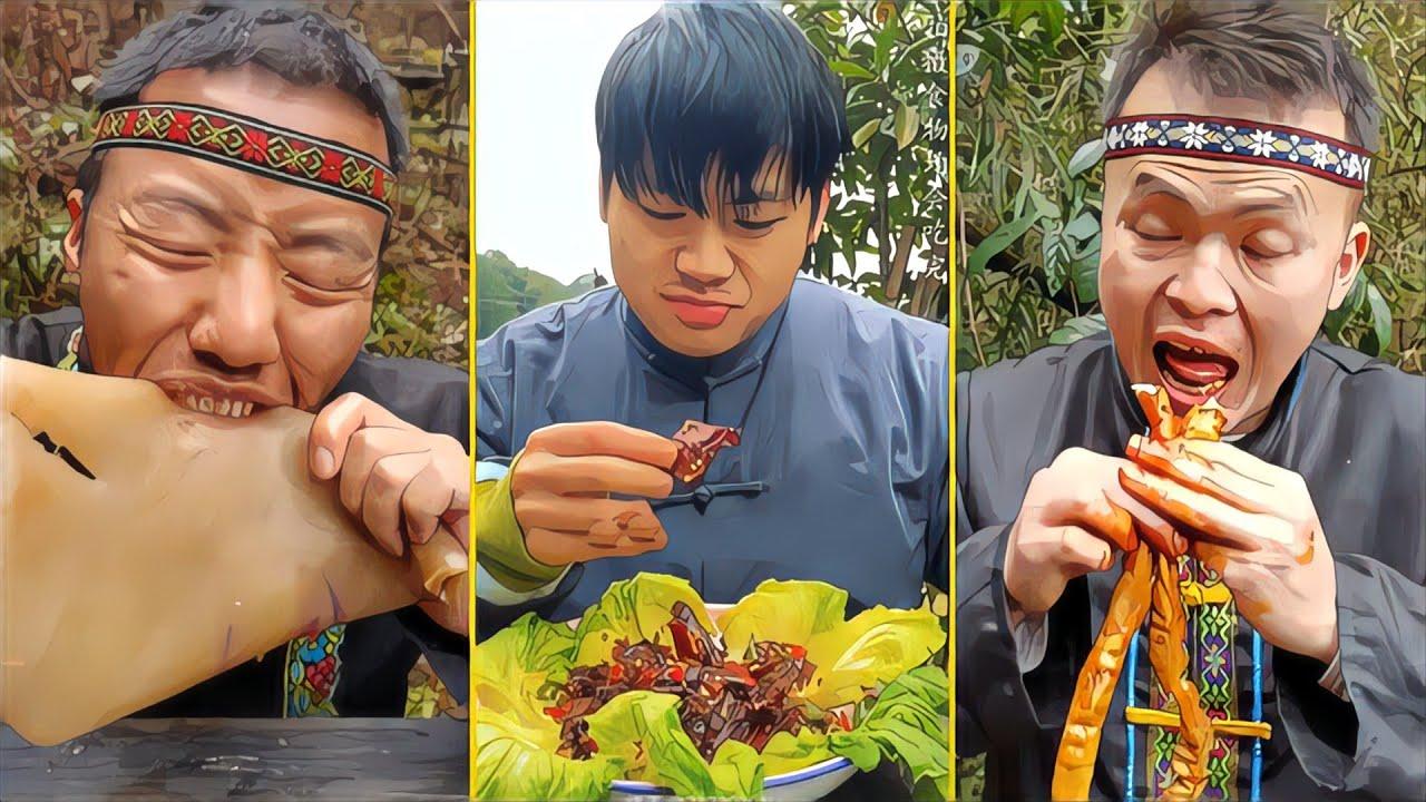 Cuộc Sống Và Những Món Ăn Rừng Núi Trung Quốc - Tik Tok Trung Quốc ( P5 )