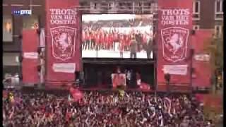 Samenvatting kampioenschap FC Twente