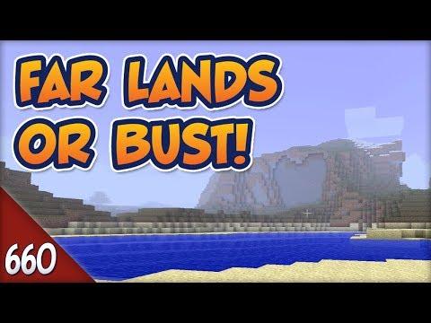 Minecraft Far Lands or Bust - #660 - Do-Over