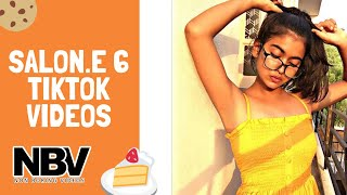Salon.e - Latest Tik Tok - Funny Videos - Song Cover - Poetry cover - Hindi Jokes - Part 6