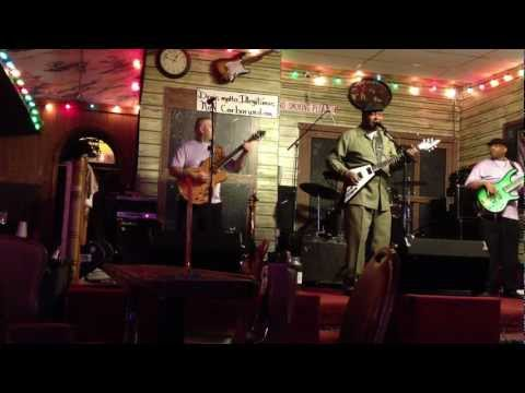 Carl Weathersby Band @ Kingston Mines, Chicago