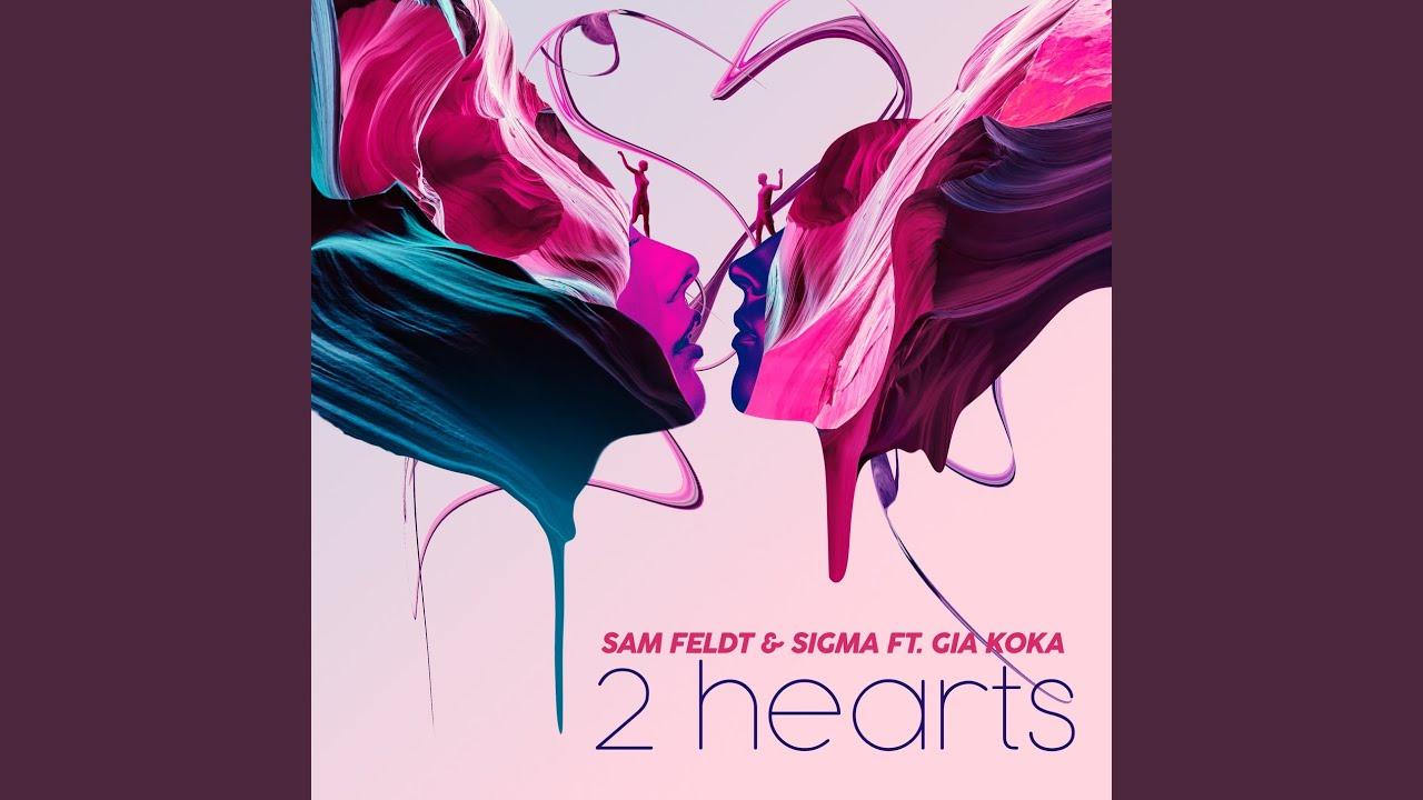 Arti Terjemahan Lirik Lagu Sam Feldt & Sigma - 2 Hearts