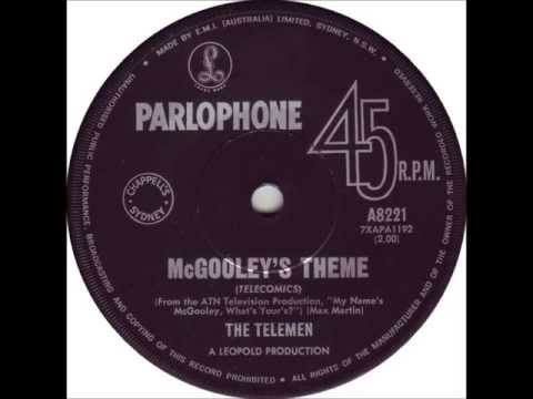 The Telemen - McGooley's Theme (Original 45)