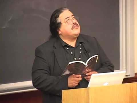An Evening of Poetry -- 2. Francisco X. Alarcón
