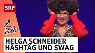 Helga Schneider: Steinalt im Showbusinness | Comedy Talent Show mit Lisa Christ | SRF Comedy