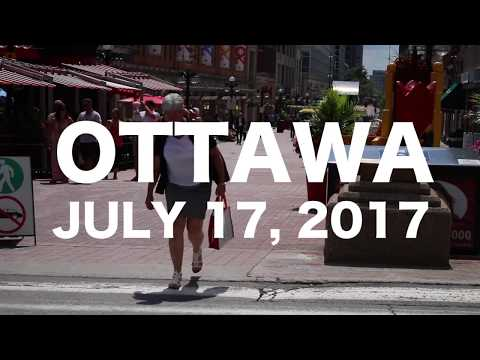 A Day In Ottawa (Canada's Capital)