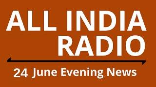 Evening News 24 June