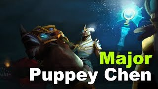 Puppey Chen - SECRET LGD Major Domination