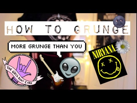 How to: Tumblr Grunge (Fashion, Makeup, Music)