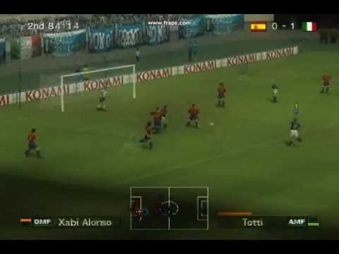 Pro Evolution Soccer(PES)2006 Demo Compilation by Rene