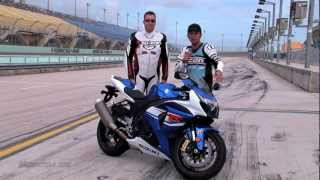 2012 Suzuki GSX-R1000 Motorcycle Review - Making the Gixxer thou better than ever