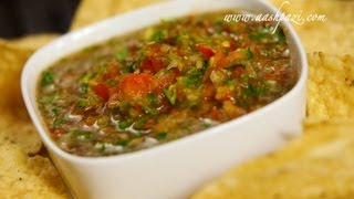 Salsa Recipe (Homemade)