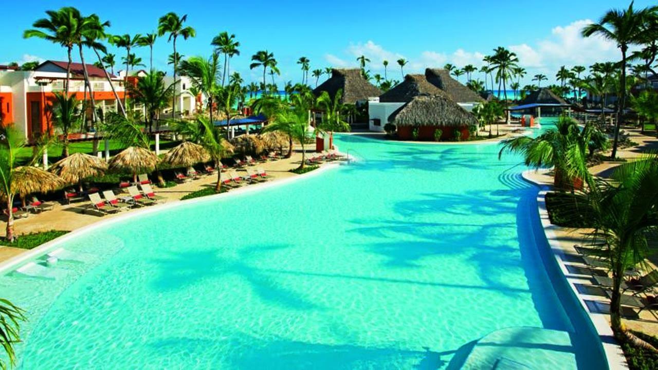 Breathless Punta Cana Resort Spa Punta Cana Dominican Republic Caribbean Islands 5 Stars Hotel