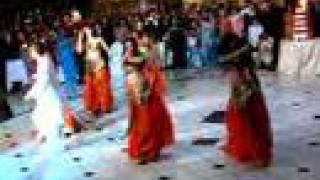 Indian Reception Dance - Jhoom Barabar Jhoom
