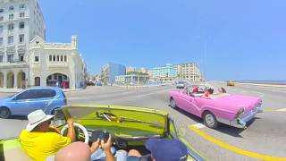 Havana Tour in 360 - Insta360 One
