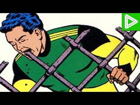 Top 10 Strangest Superheroes