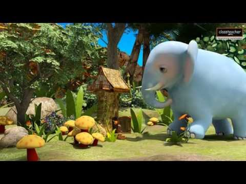 """True Friends"" Aesop Fable 