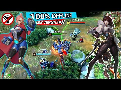 9 Game MOBA Offline Terbaik \u0026 Versi Terbaru Di Android | 100% Work