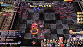 Atlantica Online LH 560 mil xp fight - 160 Xuanzang