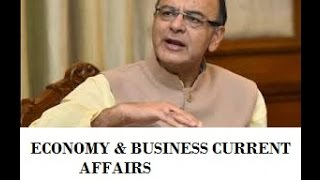 JUNE 2016 IMPORTANT ECONOMY AND BUSINESS CURRENT AFFAIRS