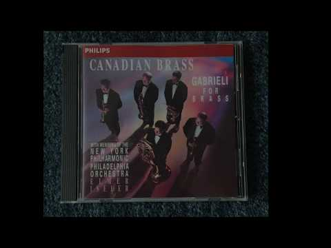 Canadian Brass With New York Philharmonic And Philadelphia Orchestra Brass - 1994