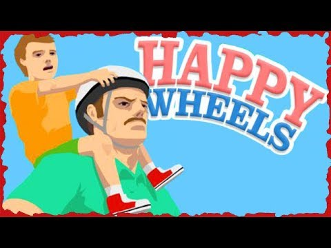Happy Wheels Demo Full Game Walkthrough All Levels