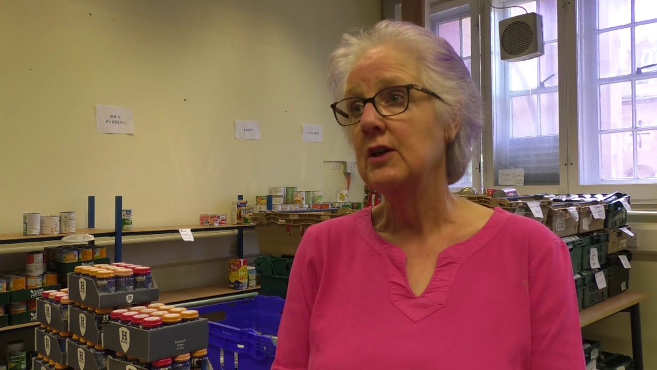 Carlisle Food Bank Have Launched An Urgent Appeal For Stock