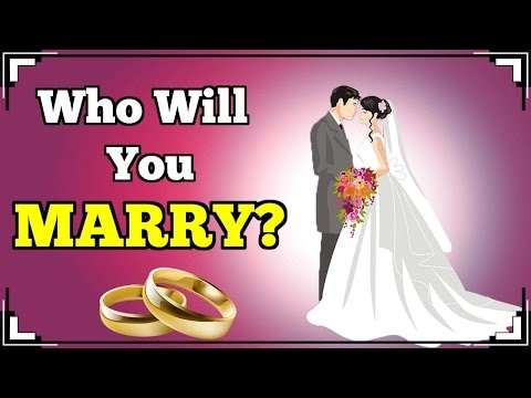 Thumbnail: Who will you MARRY?