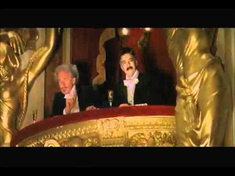 The Phantom of the opera - Think of me Karaoke movie version